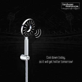 The moment for which y'all have been waiting for so long is almost here. Turn up the volume and let the #IPL2021 shower into your home.Are you excited for the show to begin? #Hindware #HindwareHomes #IPL